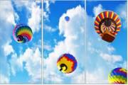radiant sky cloud ceiling lens diffuser